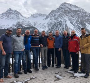 Group picture Arosa meeting